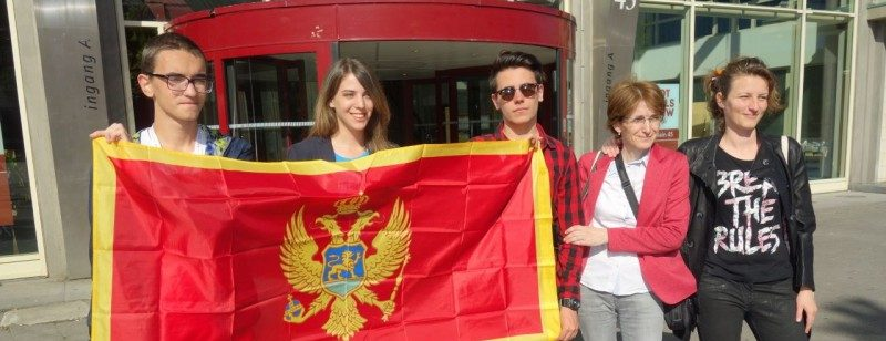 Great News from the 25th International Philosophy Olympiad