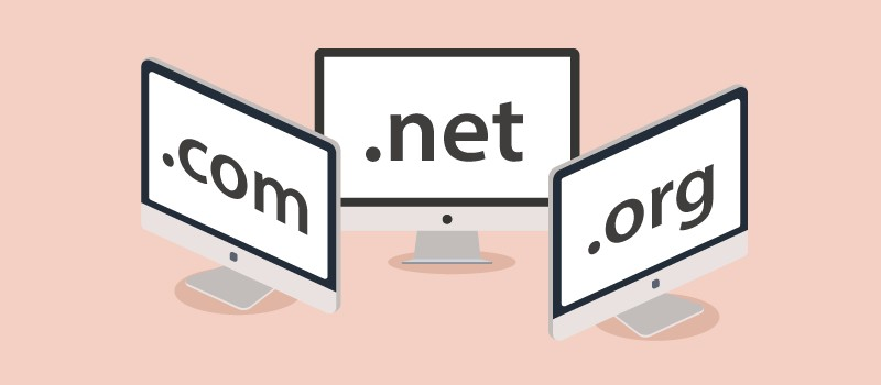 What is the Difference Between .com, .net and .org?