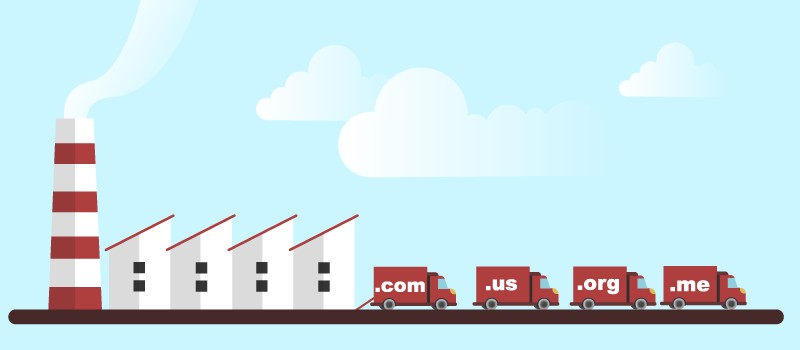 How the Domain Name Industry Works
