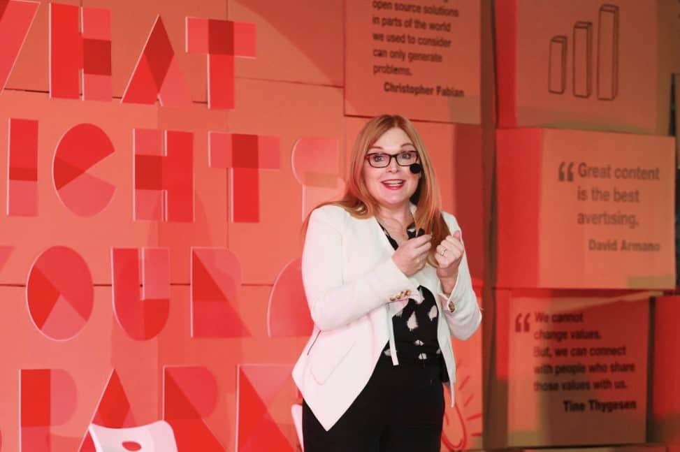 Danica Kombol - Spark.me Speaker