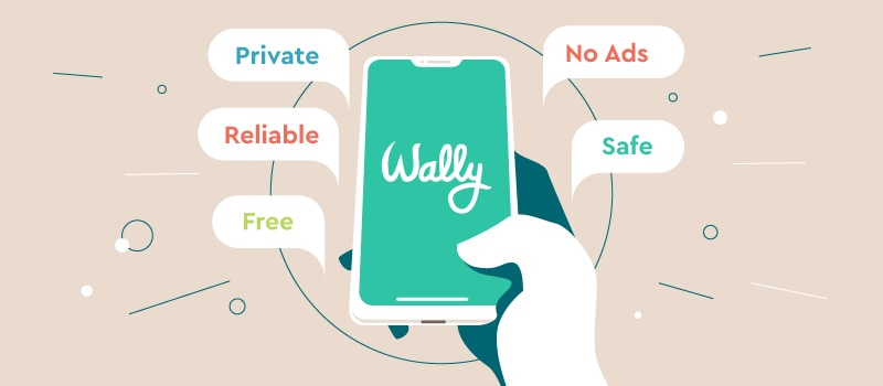 Wally – Seamless, Intuitive and Safe Money Management