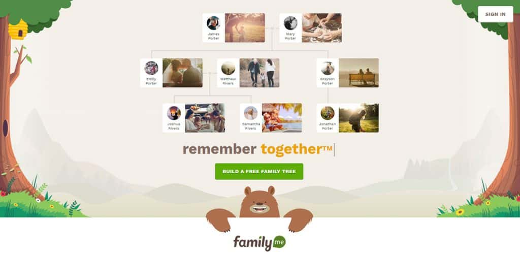 Family.ME - Private Social Network for your family