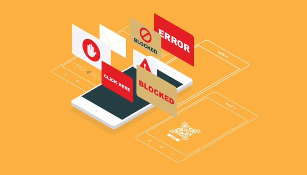 Adblockers can help you stay focused by removing distractions