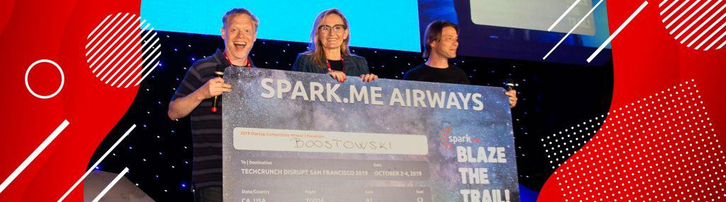 Spark.me 2019 StartUp Competition Winners Boostowski