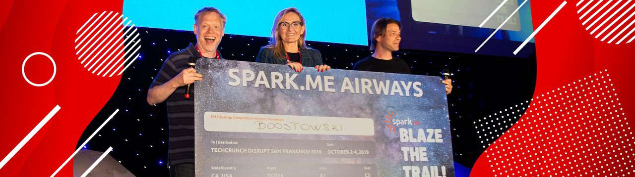 Six Things You Can Learn From Boostowski – Spark.ME 2019 StartUp Competition Winner
