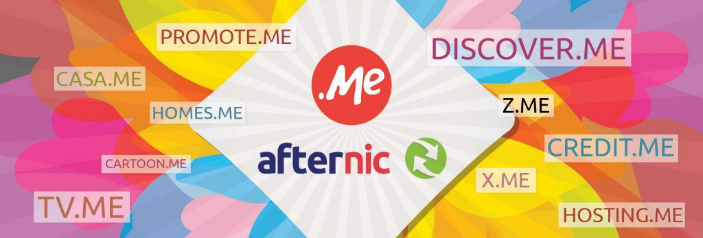 Almost 3,000 Premium .ME domains Open for Registration at Afternic