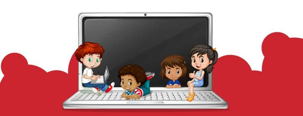 children digital safety