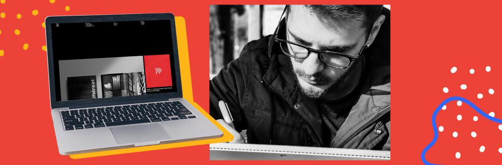 Graphic Designers: Meet Luka Zaric Personal Branding lukapsd.me