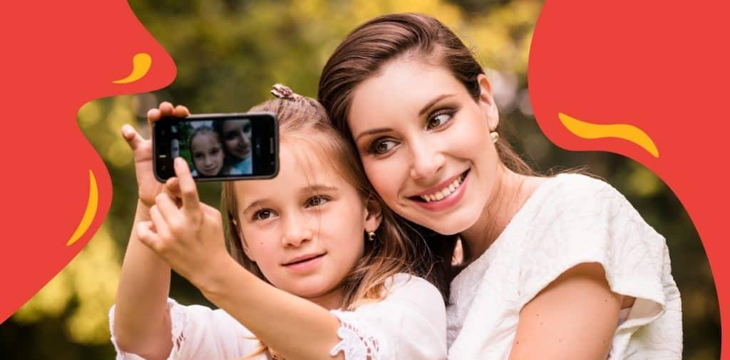 effect of social media on children