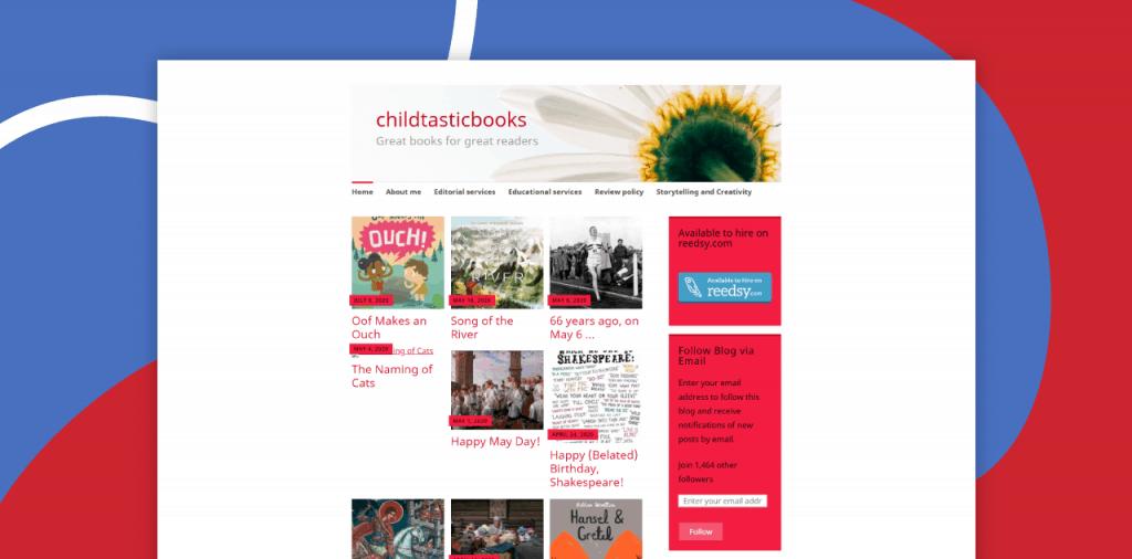 childtasticbooks children bloggers