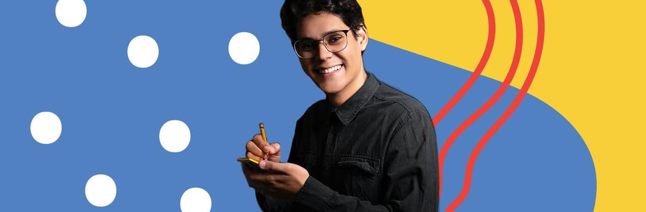 Meet Alejandro: A Student Who Loves Teaching