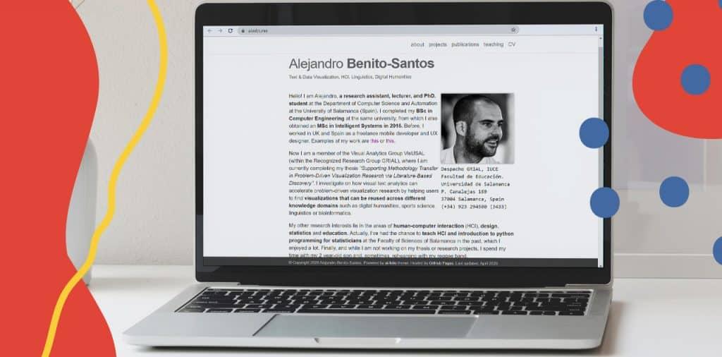 who is alejandro benito santos