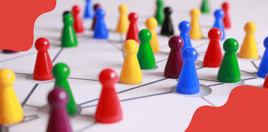 don't skip on networking even if online