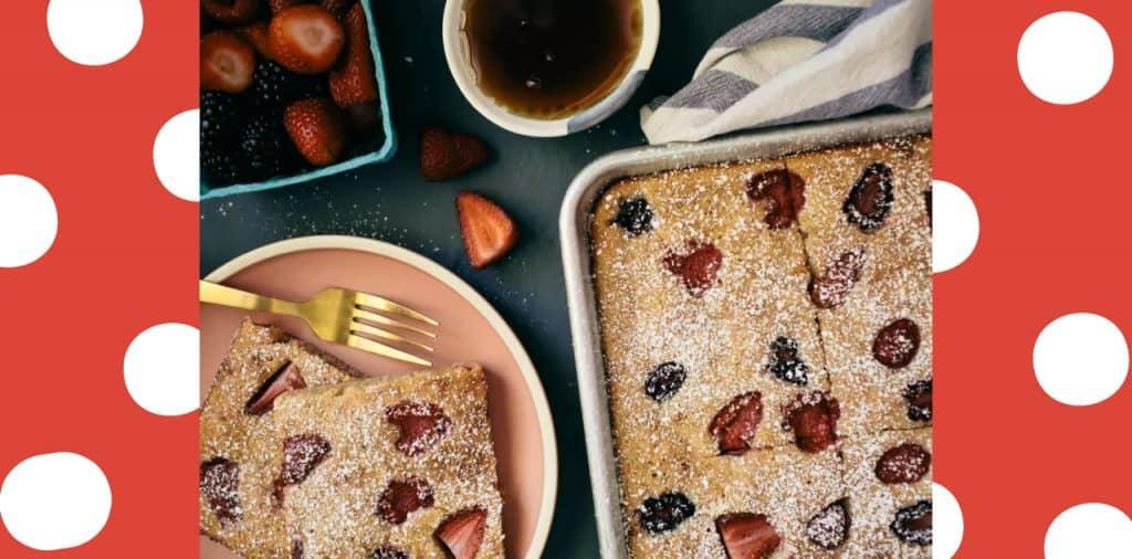 recipe development morgan baker