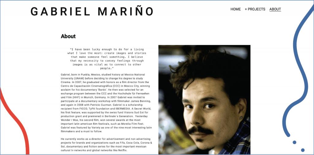 Gabriel Marino Finding Empathy as a Film Director