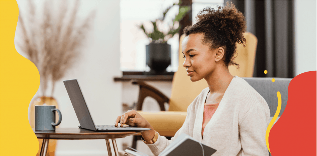 Work from Home and changes in mobility in customer profiles
