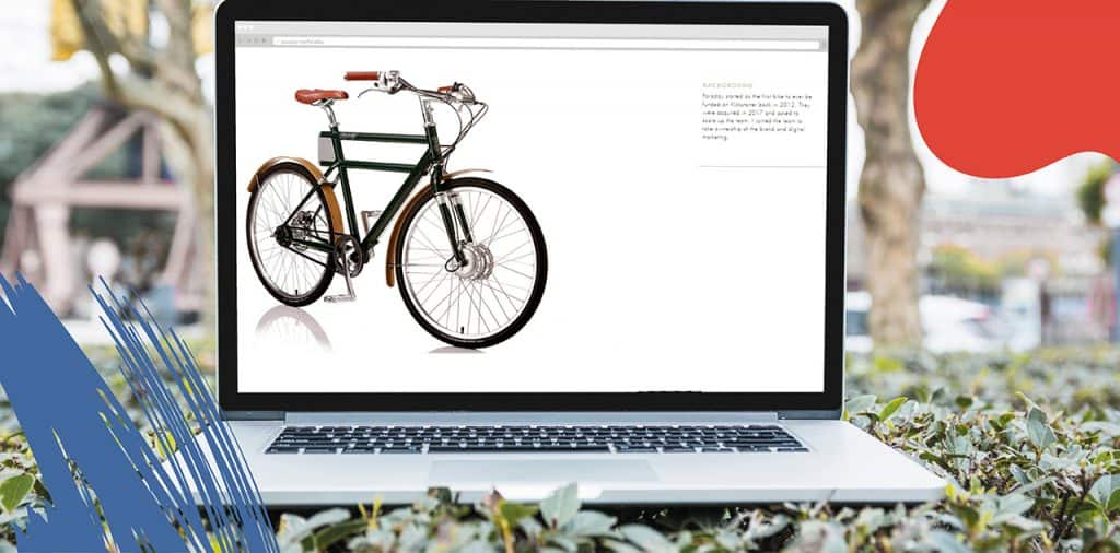 faraday bicycles sustainable design