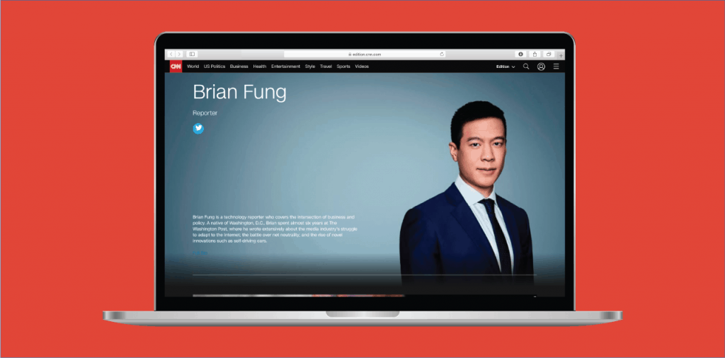 Brian Fung CNN reporter