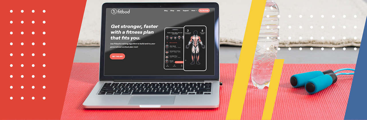 Fitbod: Customized AI-Powered Fitness Plan App