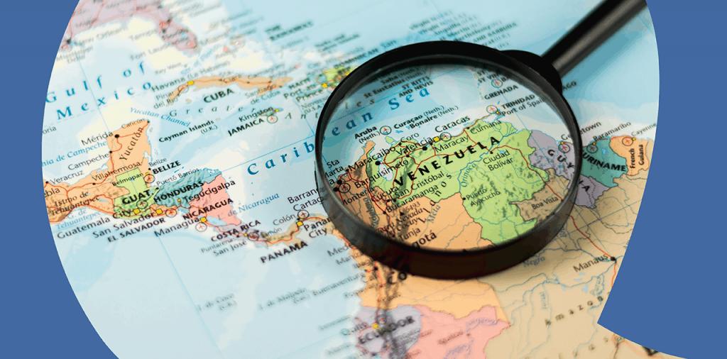 Mariel's Home Country Of Venezuela