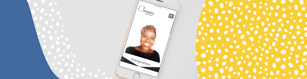 Meet Chioma – A Speaker Who Loves Her Community