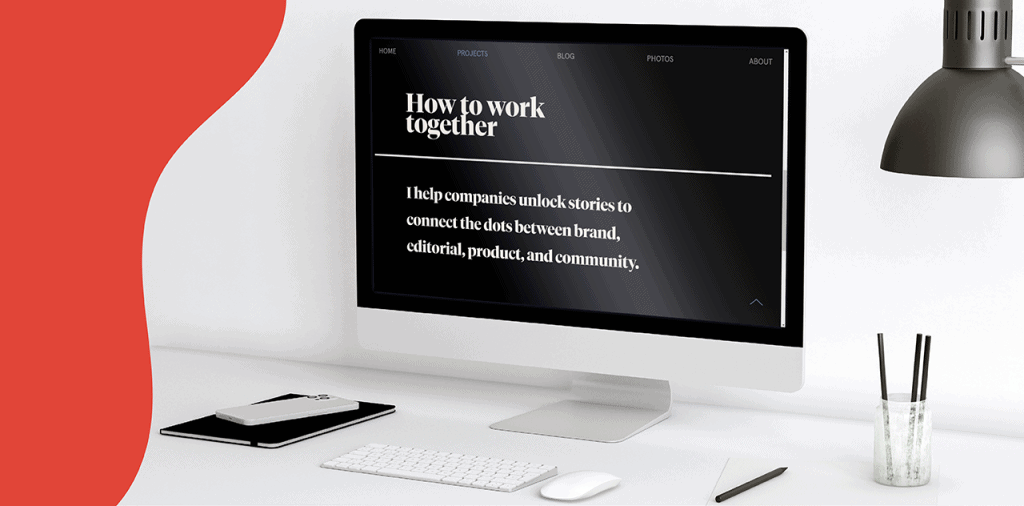 A Brand Strategist's Website - Wrapping Up